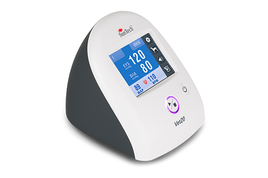 Picture of the SunTech Vet20 Vet BP Monitor