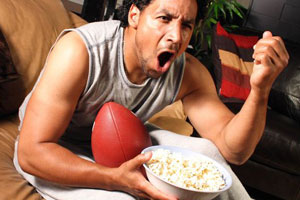 Watching Your Favorite Sports May Be Bad for Your Blood Pressure