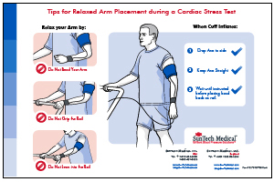 Relax...Tips for Accurate Cardiac Stress BP Measurement