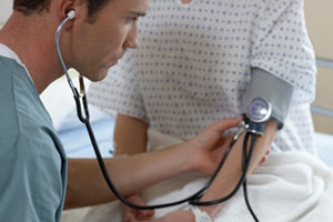 Physician Acquired Blood Pressure Measurement is Higher than Nurse Acquired BP