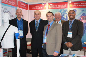 CMEF 2010: China and Growing Awareness of Hypertension