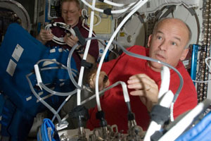 ABPM in the ISS