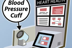 Kiosk Users Get Advice from FDA on Accuracy of BP Measurement