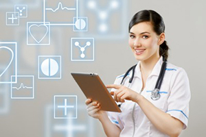 Striving for Interoperability of BP Devices and Vital Signs Data at HIMSS 2013