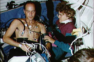 SunTech's Blood Pressure Technology Logs Over 2 Decades of Space Exploration