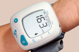 Wrist versus Upper Arm Blood Pressure Measurement