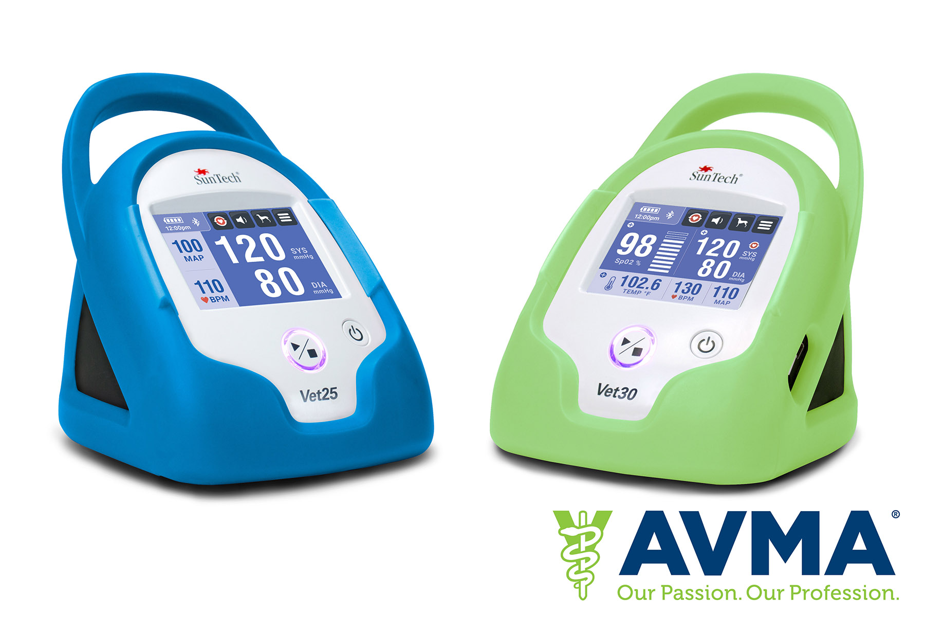 Introducing the SunTech Vet25 and Vet30