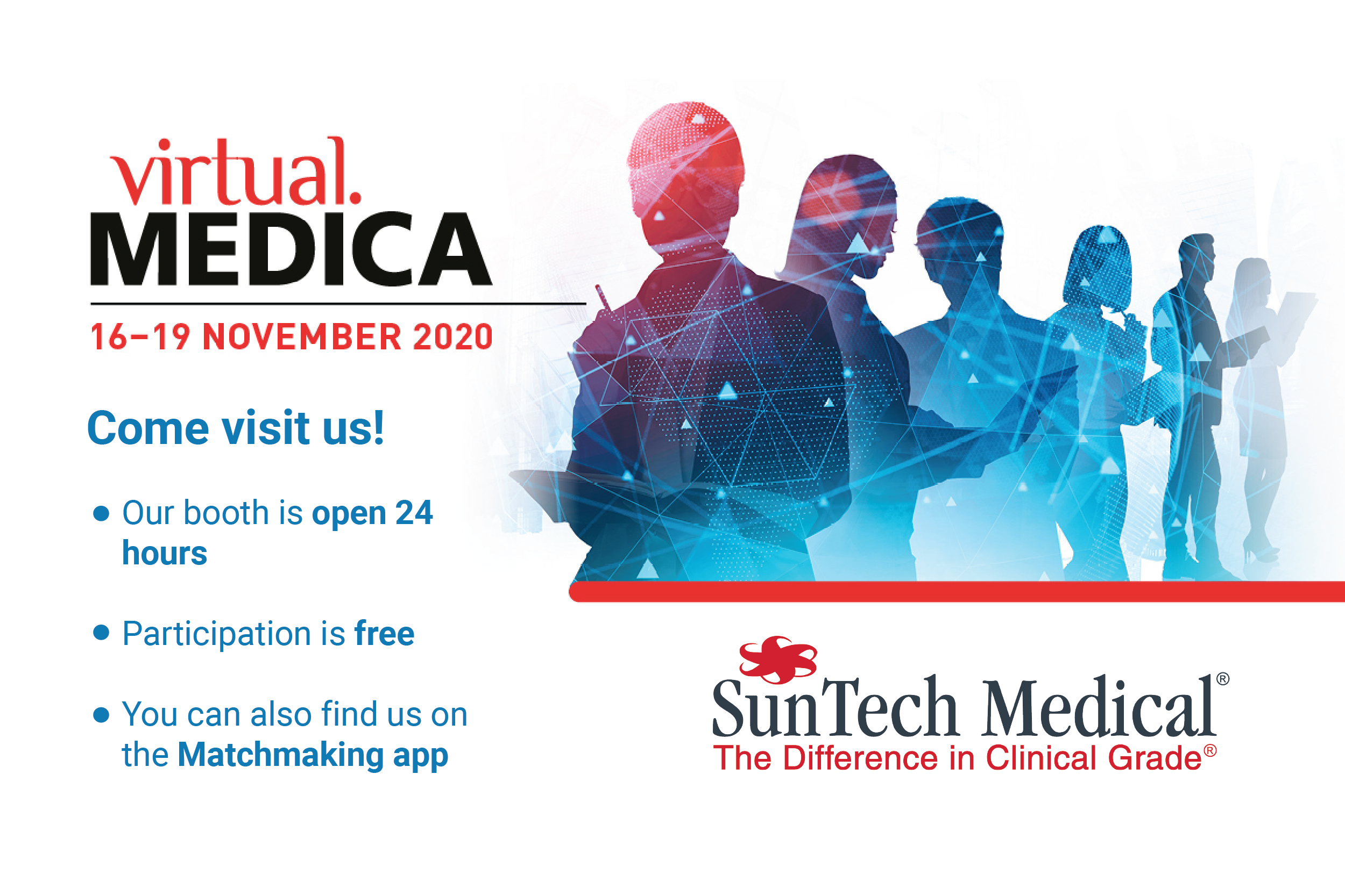 Sign Up for virtual.MEDICA Today!